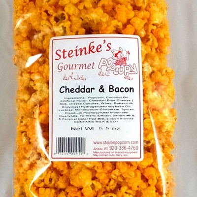 Cheddar And Bacon
