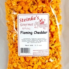 Flaming Cheddar