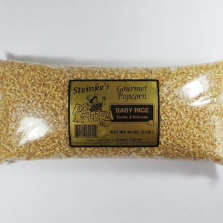 Baby Rice Popcorn 5 Pound Bag