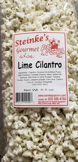 Picture of Lime Cilantro Popcorn